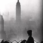 Nowy Jork i kobieta