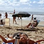 życie to plaża