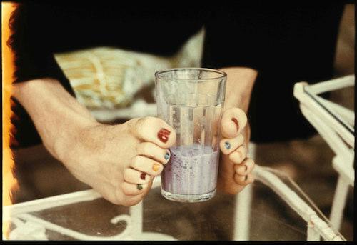 Paul's feet_LindaMcCartney
