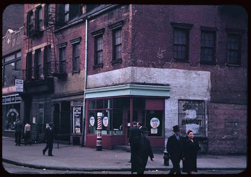 northeast-corner-of-1st-st-and-bowery-1942