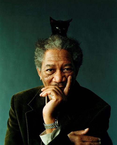 17 Morgan Freeman