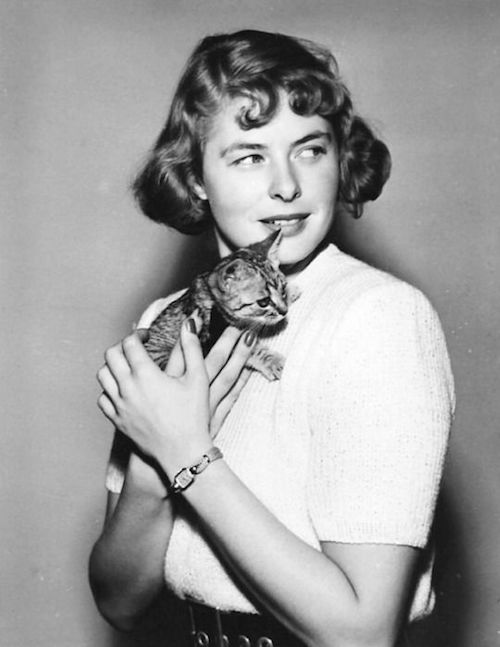 3 Ingrid Bergman