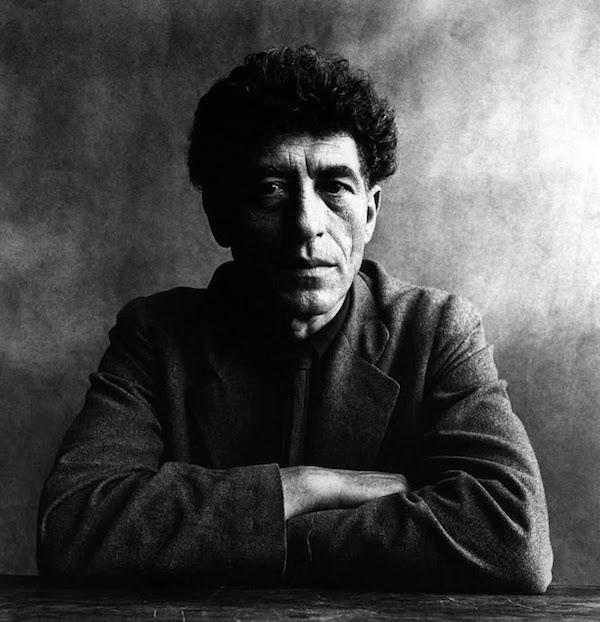 12 Giacometti by Penn