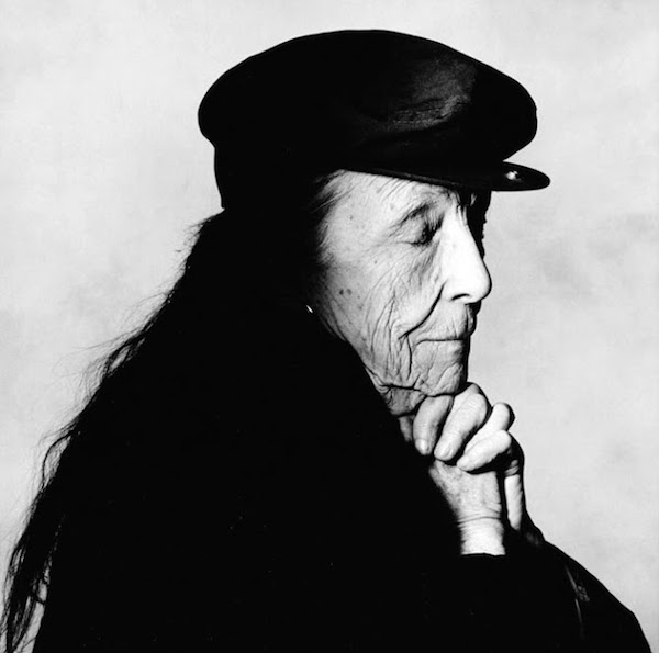 4 Louise Bourgeois by Penn