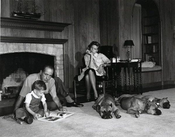 Bogart family