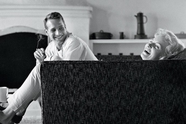 paul newman jane woodward 1958